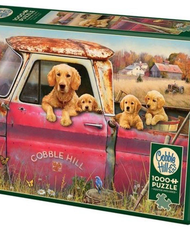 Cobble Hill Cobble Hill Farm Puzzle 1000pc