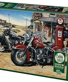 Cobble Hill Two for the Road Puzzle 1000pc