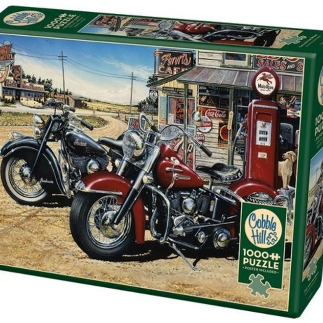 Two for the Road 1000pc