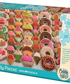 Cobble Hill Sweet Treats Family Puzzle 350pc