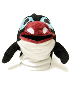 Splash the Orca Puppet