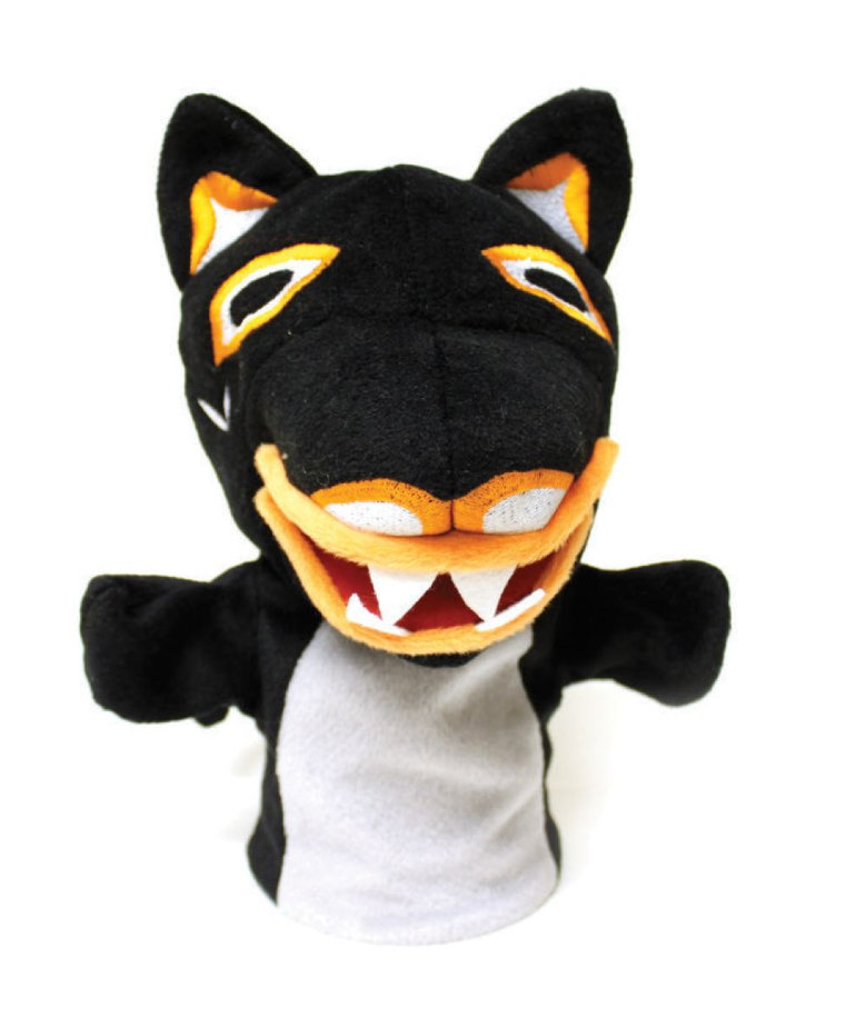 Howler the Wolf Puppet