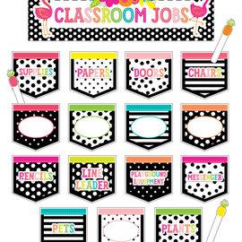 Simply Stylish Classroom Jobs