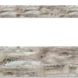 Rustic Wood Border