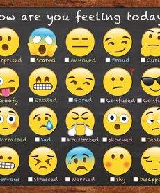 Smart Poly Chart Emoji Feelings