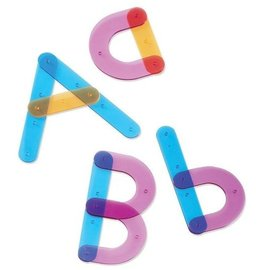 Letter Construction Set