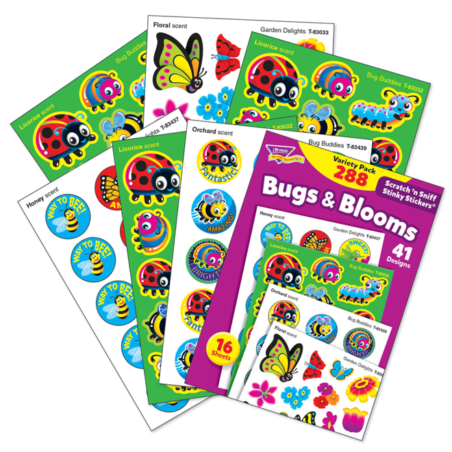 Bugs and Blooms Bundle