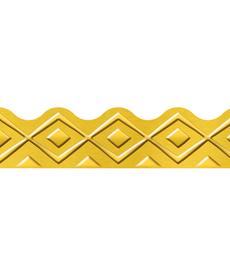 I Love Metal Golden Lines Trimmer