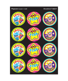 Showtime Stickers