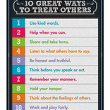 10 Great Ways to Treat Others Chartlet