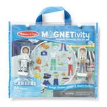 Magnetivity Dress & Play Careers