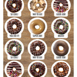 Industrial Cafe Donuts