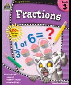 Ready-Set-Learn: Fractions