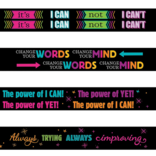 "Growth Mindset Pencils ""The Power of..."""