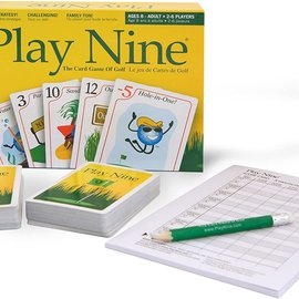 Play Nine- The Card Game of Golf