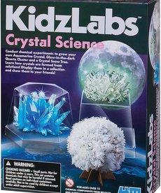 Kidz Lab Crystal Science