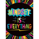 MIndset is Everything Positive Poster