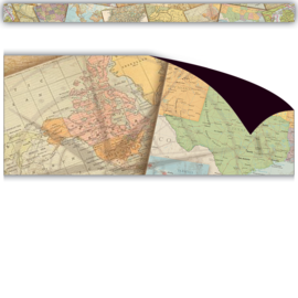 Travel the Map Magnetic Border