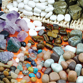 Stones & Minerals Assortment