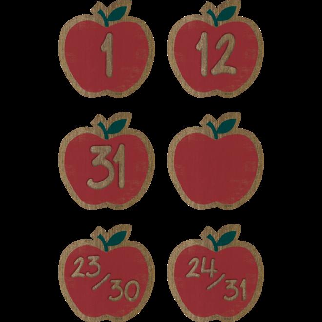 Home Sweet Classroom Apple Calendar Days