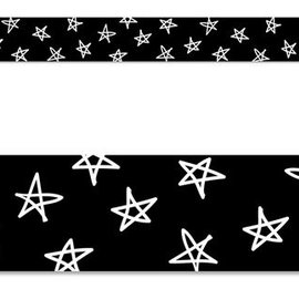 Doodle Stars Border