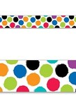 Colorful Spots... Border