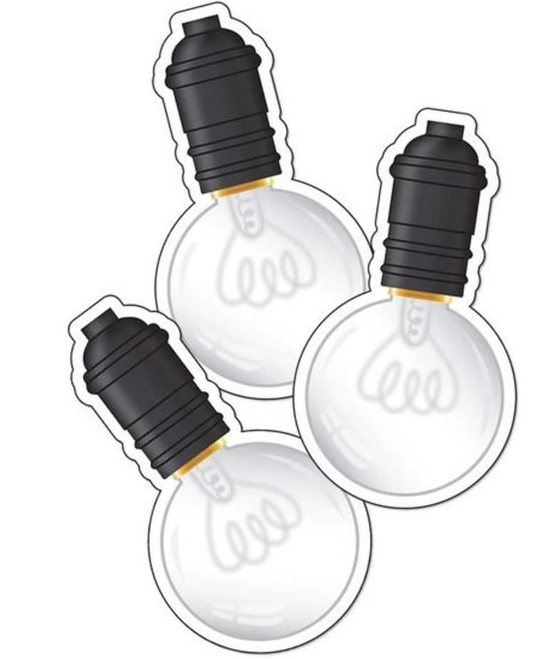 Industrial Chic Light Bulb Accents