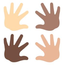 Friendship Hands Mini Accents
