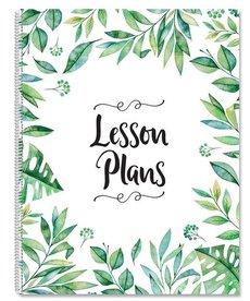 Wispy Leaves Lesson Planner