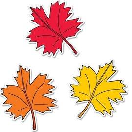 "Fall Leaves 6"" Cutouts"