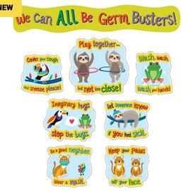 Germ Busters Bulletin Board Set