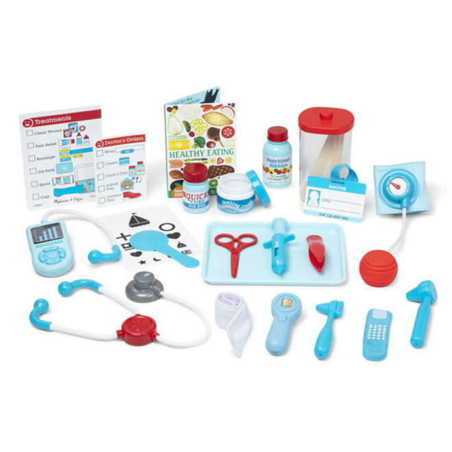 Melissa & Doug Doctor's Kit