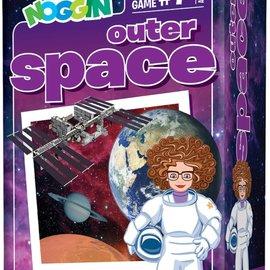 Professor Noggin Outer Space