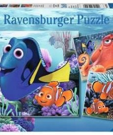 Ravensburger Finding Dory Puzzle (3X49)