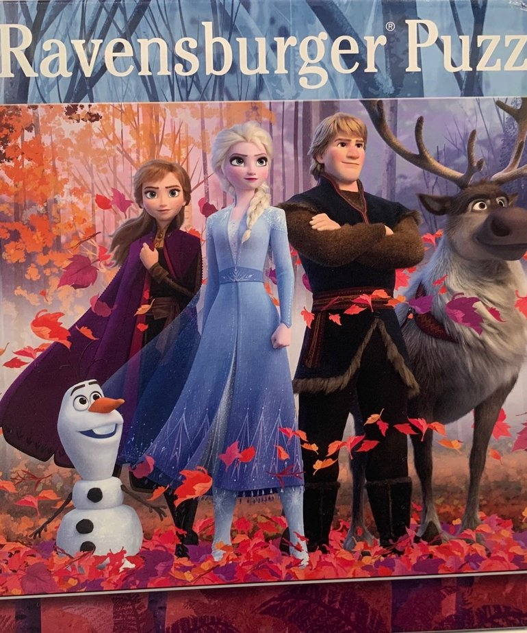 Ravensburger Frozen 2 Magic of the Forest (100pc)