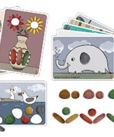 Junior Rainbow Pebbles-Eco Friendly