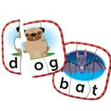 Learning Resources 3-Letter Word Puzzle Cards