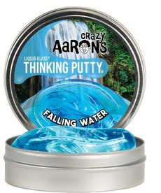 Crazy Aaron's Liquid Glass Putty-Falling Water