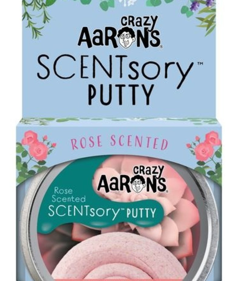 Crazy Aaron's Sensory Putty-Grateful Heart