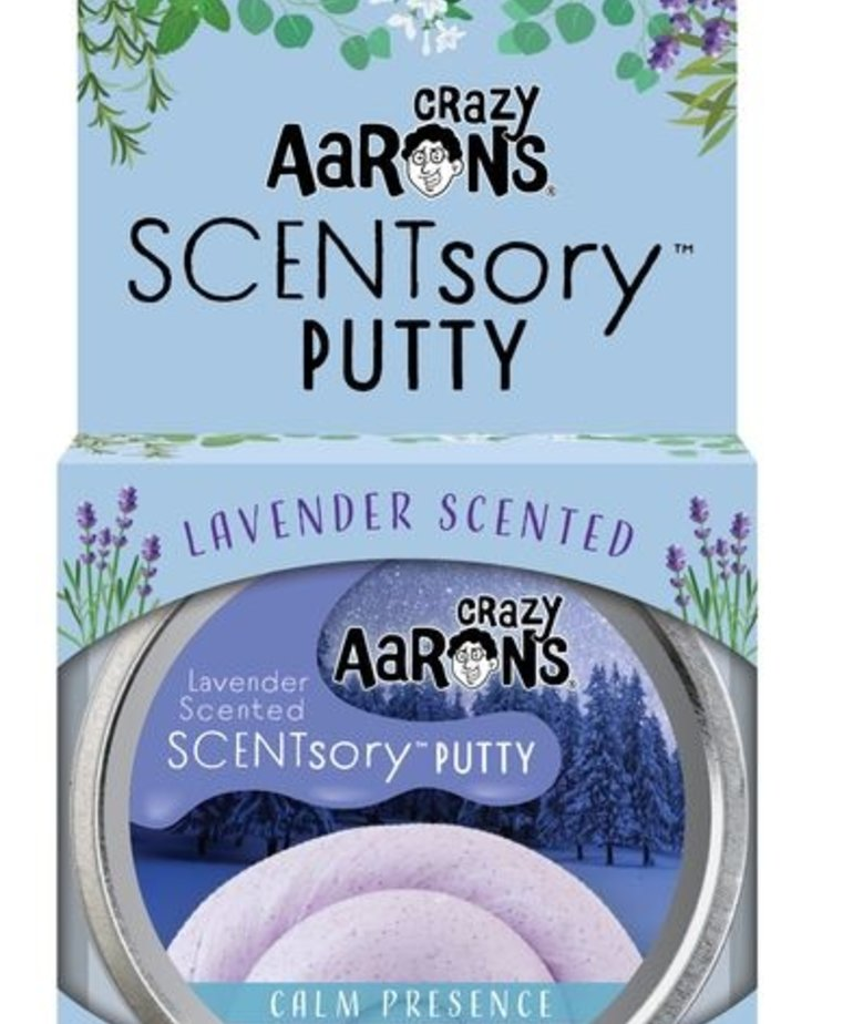 Crazy Aaron's Scentsory Putty-Calm Presence