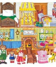 Goldilock & the Three Bear Felt Set