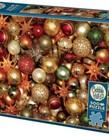 Cobble Hill Christmas Balls Puzzle 500pc