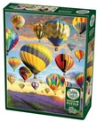 Cobble Hill Hot Air Balloon Puzzle 1000pc
