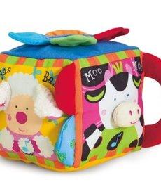Melissa & Doug Musical Farm Cube