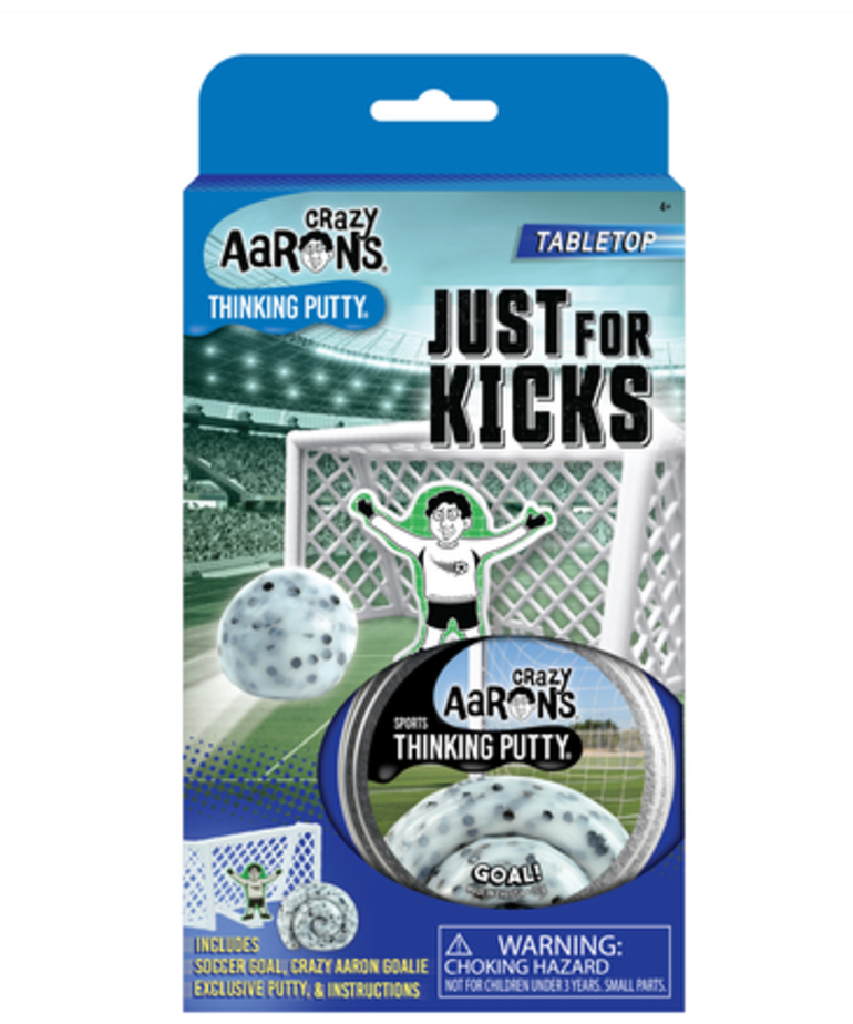 Crazy Aaron's Thinking Putty - Just for Kicks