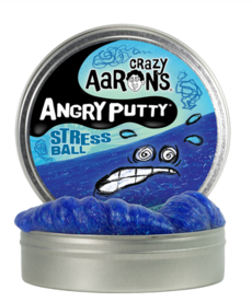 Crazy Aaron's Angry Putty- Stress Ball
