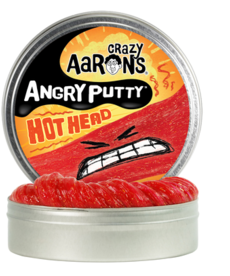 Crazy Aarons Angry Putty-Hot Head