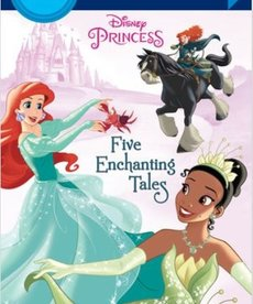 Step Into Reading-2-Five Enchanting Tales