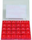 Alphabet Stamps Uppercase-Manuscript