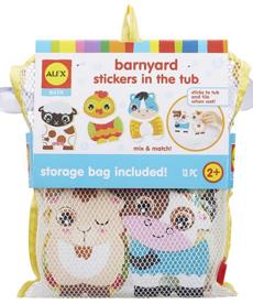 Barnyard Tub Stickers